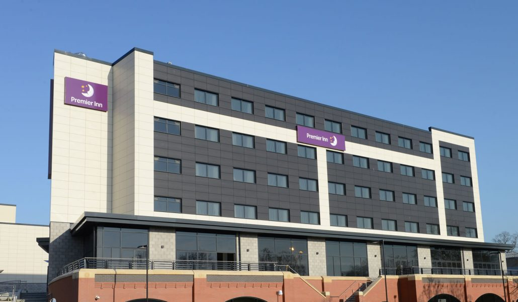 Premier inn cinema complex darlington bradagh interiors - Premier inn head office email address ...