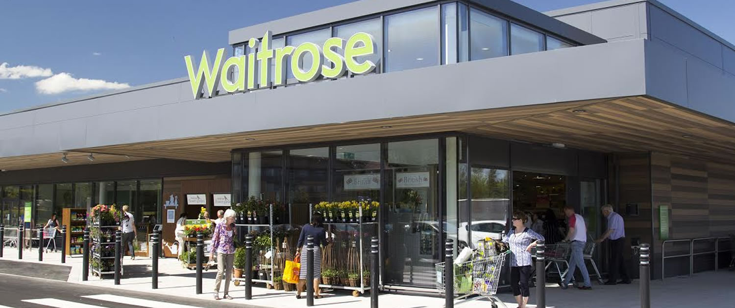 Waitrose store fit out